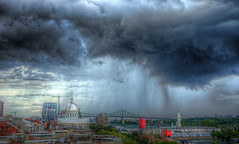 Montreal, yesterday (CloudPhotoz) Tags: montreal montrèal city ville ciel sky nuages clouds yesterday
