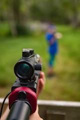 hocking-6522 (FarFlungTravels) Tags: activities fun games gun hockinghills lasertag laurawatiloblake obstacles ohio shoot tourism woods 2018