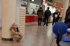 silent girl (streetphotodog) Tags: street colour color city streetphotography colourstreetphotography fujifilmx70 x70 moscow russia