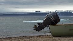 Boat and Motor, Pond Inlet, Nunavut (I saw_that) Tags: uncool uncool2 uncool3 uncool4 uncool5 uncool6 uncool7 uncool8 iceboxunaniuncool