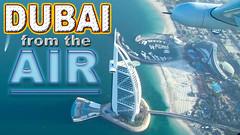 AMAZING Views of DUBAI from the air! (JustPlanes) Tags: dubai uae burj khalifa alarab palm jumeirah world islands atlantis the seaplane seawings pilot cessnacaravan cessna aviation flying just planes justplanes