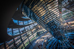 Reichstag II (Chas Pope 朴才思) Tags: 1022mm 2018 berlin germany reichstag architecture fosterandpartners reichstagdome normanfoster glass
