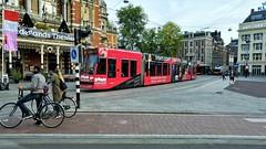 Comedino (Peter ( phonepics only) Eijkman) Tags: amsterdam city combino gvb tram transport trams tramtracks trolley rail rails strassenbahn streetcars nederland netherlands nederlandse noordholland holland