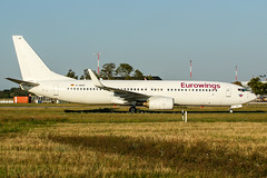 D-ABAF (PlanePixNase) Tags: eurowings boeing 737800 tuifly eddv haj hannover airport aircraft planespotting langenhagen