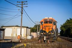 BNSF 2016 - Rochelle, Illinois (Tyler Pate) Tags: nikond500 nikonphotography rochelleillinois bnsf2016 bnsf bnsfrailway