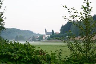 Dielkirchen frühmorgens / Early morning Dielkirchen