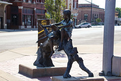 Laura Ingalls - Independence, Kansas (BeerAndLoathing) Tags: summer 2017 roadtrip kansas 77d colorado trip independence canon eclipsetrip august usa unitedstates us canoneos77d