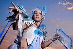 No Title (Gck31Designs) Tags: cosplay cosplayer cosplaygirl portrait costume festadellunicorno vinci firenze toscana nikon tamron yongnuo godox darktable gimp sunset