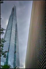 The Shard (Jean-Louis DUMAS) Tags: london londres gratteciel bâtiment building architecte architect architectural architecture