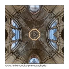 Kaleidoskope! (H. Roebke) Tags: 2018 pattern de architektur building muster quadrat hannover architecture kuppel symetrie canon5dmkiv gebäude neuesrathaus lightroom sigma1224mmf40dghsmart