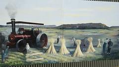 303 detail of Sheffield-mural (Brigitte & Heinz) Tags: australia australien australie sheffieldmurals townofmurals tasmania tasmanien tasmanie