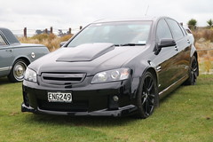 ENG 249 (ambodavenz) Tags: holden commodore ve ss v8 car 60thanniversaryedition southcanterbury newzealand allaustraliancarshow