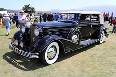 Cadillac 452C V16 Fleetwood All Weather Phaeton 1933 2 (johnei) Tags: cadillac 452c v16 fleetwood 452