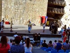 Show in the Fortress (Superoperater hero) Tags: 2012 berbagrozdja daniberbe predstava putovanja smederevo smederevskajesen smederevskatvrdjava srbija tvrdjava vasar