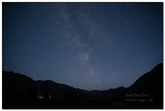 the heavens (BobButcher) Tags: milkyway nightphotography nikon d750 24mm f28 15seconds alaska turnagainpass iso2000