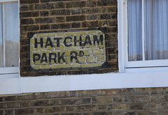 Hatcham Park Road, SE14 (Tetramesh) Tags: tetramesh london england britain greatbritain gb unitedkingdom uk