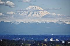 Mt Rainier, Washington. (Infinity & Beyond Photography) Tags: mount mt rainier mountain volcano seattle washington scenic views