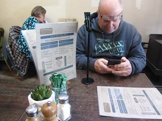 Café Maldon, Main St., Maldon, Victoria