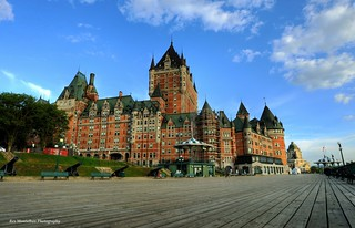 Dufferin Terrace Quebec City