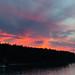 Twilight in Victoria Vancouver island