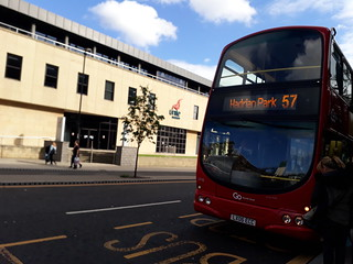 Go north east 6918 RARE on the 57