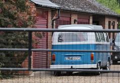 RUT 896M (Nivek.Old.Gold) Tags: 1973 volkswagen devon camper 1584cc latebay