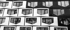 Fassade# (R. Henne) Tags: bw sw monochrome blackandwhite fassade nikon d300