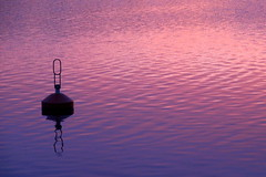 The buoy and purple sunset. (irio.jyske) Tags: buoy lake water sky colors red purple violet blue landscapes landscapephotographer landscapephotos lakescape landscapepics lanscape landscape landscapepic landscapephotograph naturepic naturepictures naturephotograph naturephoto nature naturephotos naturescape naturephotographer naturepics natural beauty beautiful moment silence amazing sunset