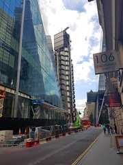 20180817_141301 london 1 (andy michael2012) Tags: london buildings uk city squaremile londoneye londoner londonpop londontown londoncity londonbridge londonlife londonist londonart westminster abbey st pauls cathedral houses parliament pancras renaissance hotel national theatre drapers hall battersea power station the gherkin shard one canada square heron tower leadenhall street cheesegrater officecity crystal palace hsbc scalpel 30 mary axe swiss re building bt bishopsgate