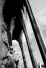 Sagrada Familia, detail #1 (MikyAgo) Tags: mikyago agostini micheleagostini 2018 nikon d90 spagna spain barcellona barcelona sagrada familia sagradafamilia gaudí gaudi antonigaudí