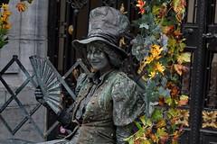 Streetart (DirkVandeVelde back , and catching up) Tags: europa europe europ belgie belgium belgica belgique buiten antwerpen anvers antwerp rubens sony streetart