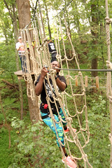 180831-A-BQ883-196 (704thpublicaffairs) Tags: fortmeade 704thmilitaryintelligencebrigade 704th mi duty day with god zip lining military army chaplains corps