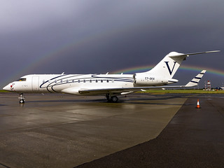 Empire Aviation Group | Bombardier BD-700-1A10 Global Express XRS | T7-SKA