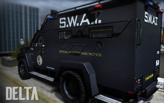 Delta (Bob_pixel) Tags: swat pro street cars police rescue