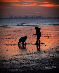 Young kids playing in the sand at sunset #sunset #sandcastle #sand #portsmouth #sea #ocean #seaside #brackleshambay #beach #beaches #landscape #landscapephotography #children #kids #lumix #lumixg9 #mftshooters #justin.photo.coe (justin.photo.coe) Tags: ifttt instagram young kids playing sand sunset sandcastle portsmouth sea ocean seaside brackleshambay beach beaches landscape landscapephotography children lumix lumixg9 mftshooters justinphotocoe