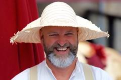 Strollad an Tour-Iliz - Trescalan-la-Turballe (Patrick Doreau) Tags: cercle celtique danse bretonne bretagne costumes tradition culture saintloup festival guingamp doreau trescalan laturballe strolladantouriliz danseur chapeau sourire
