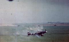 Ju 87 Praha Kakowice Poland 16-04-1945 gun camera JEC 05025 (ww2color.com) Tags: junkers ju87 stuka luftwaffe guncamera
