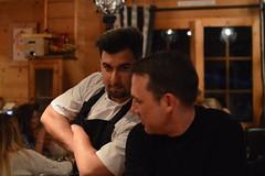 Chef James Chalet La Roche 2017/18