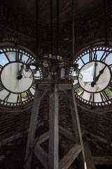 TIMELESS (danieljakob22) Tags: urban urbex decayphotography trespassing verlasseorte lostplace exploring nikon onthetop time clocks clock zeitlos timeless