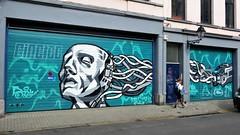 / Bruxelles - 6 sep 2018 (Ferdinand 'Ferre' Feys) Tags: bxl brussels bruxelles brussel belgium belgique belgië streetart artdelarue graffitiart graffiti graff urbanart urbanarte arteurbano ferdinandfeys bestof2018be