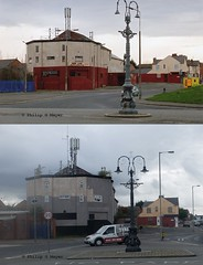 Mere Lane, Everton, Liverpool 5.  c2007 & 2018. (philipgmayer) Tags: explored