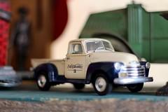 Toy Truck (Read2me) Tags: brimfieldantiquesfair cye old antique vintage dof toy miniature truck pregamesweepwinner duele thechallengefactorywinner challengeclubwinner storybookotr gamesweepwinner friendlychallengesunanimous perpetualchallengewinner