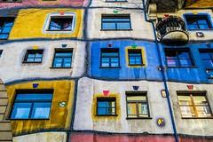 Vienna (that Geoff...) Tags: vienna austria canon g7x powershot thehundertwasserhaus friedensreichhundertwasser josephkrawina artist architect
