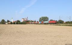 152 126 (Drehstromkutscher) Tags: db deutsche bahn cargo eisenbahn güterzug railway railfanning railways railroad train trainspotting trains