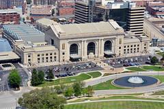 Kansas City Union Station (Jim Strain) Tags: jmstrain train railroad railway kansascity missouri unionstation