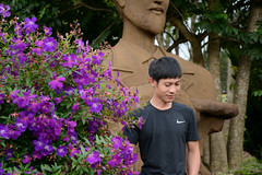_DSC6699 (Quyr) Tags: dalat vietnam green smoke frog cloud tree forest langbiang lamdong portrait thunglungvang duonghamdatset