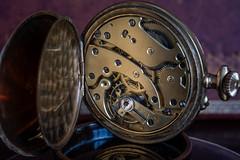 Pocket Watch (phil1496) Tags: macromondays cogwheel watch gousset