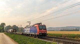 035_2018_09_05_Bornheim_4482_008_SBBC_Ökotrans_mit_Containerzug ➡️ Köln