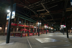 Game 7 Grill, Chase Field (pratyush-pandya.com) Tags: sigma sigma20a sony a7r3 ilce7rm3 mirrorless nightphotography nighttime building architecture arizona