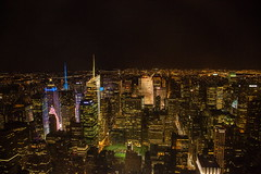 New York (jeanvoyage) Tags: newyork ville city architecture gratteciel immeuble night nuit